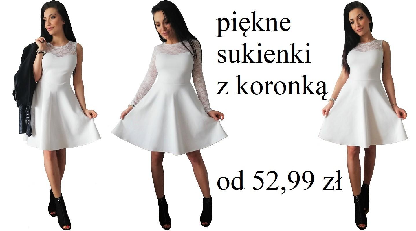 6b9481e15a TANIE SUKIENKI. Sklep odzieżowy online. W cenach 40zł - 50zł ...